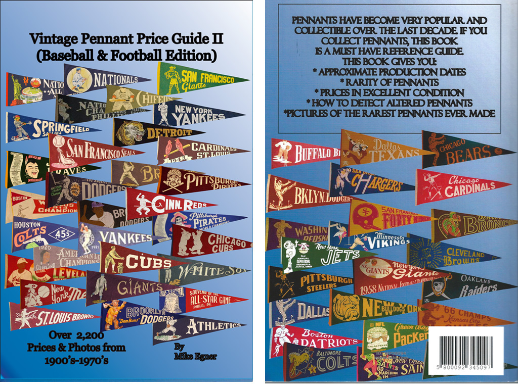 Vintage Sports Shoppe - Price Guides & Books